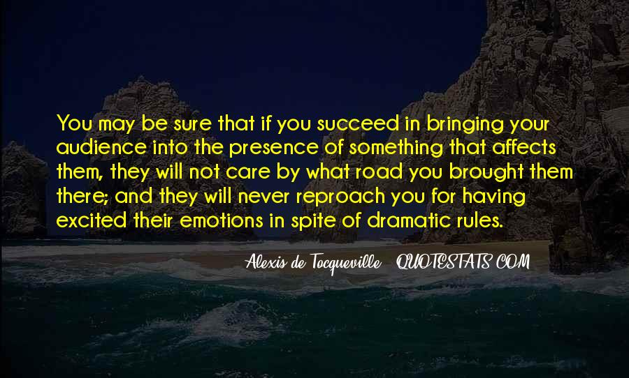 You May Not Care Quotes #1121579