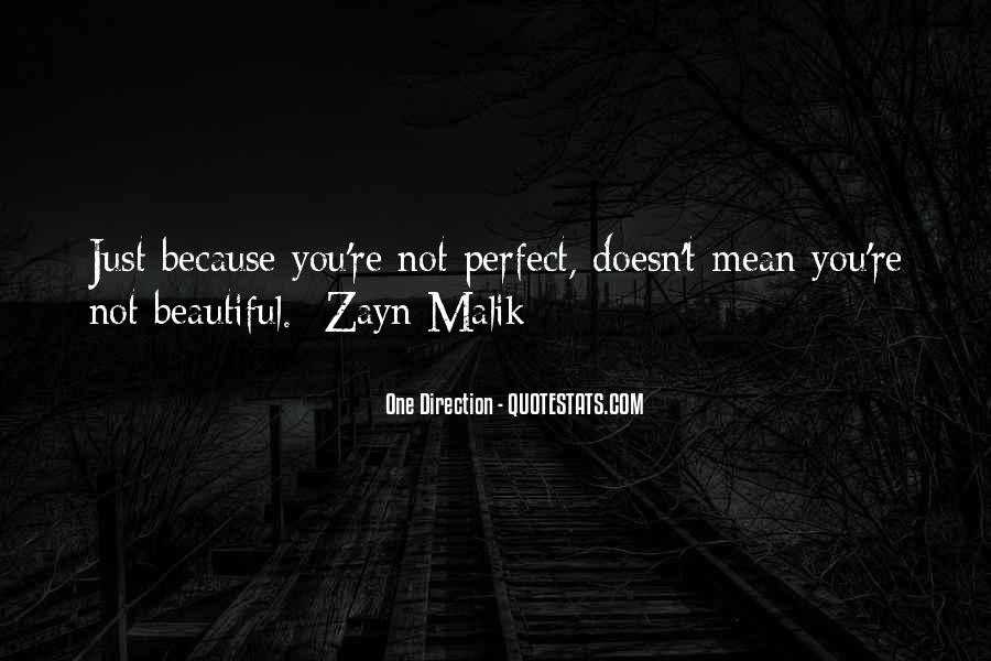 You May Not Perfect Quotes #9195