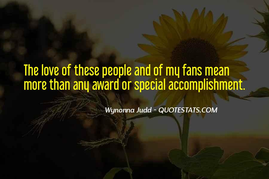 You Mean Something Special To Me Quotes #3963