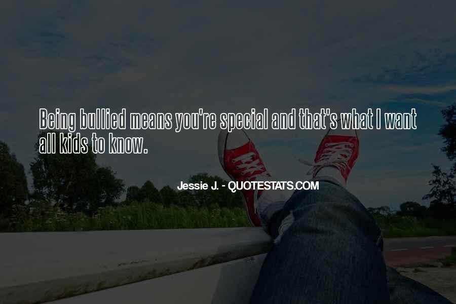 You Mean Something Special To Me Quotes #461658