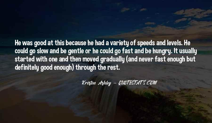 You Moved On Fast Quotes #469710