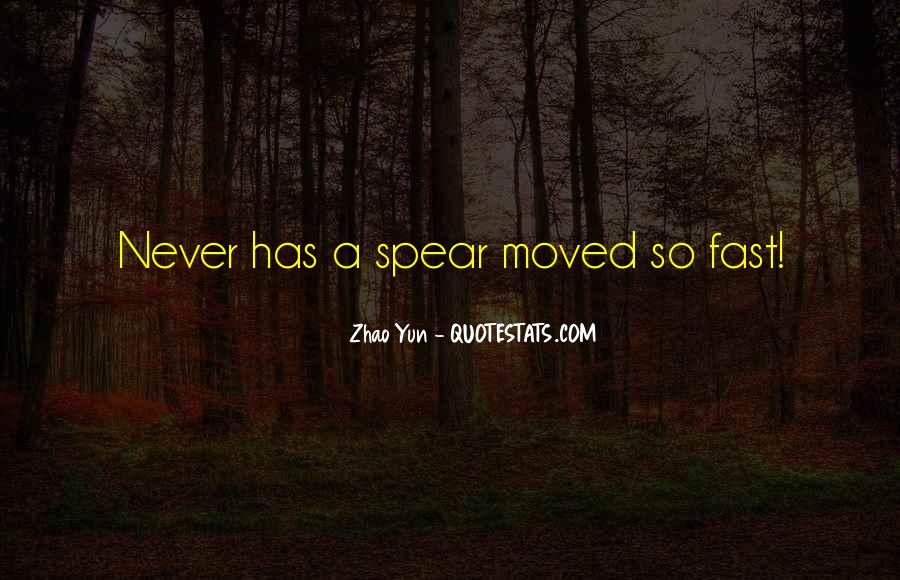 You Moved On Fast Quotes #722831