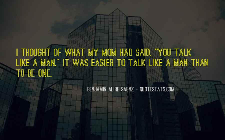 You My Man Quotes #102131