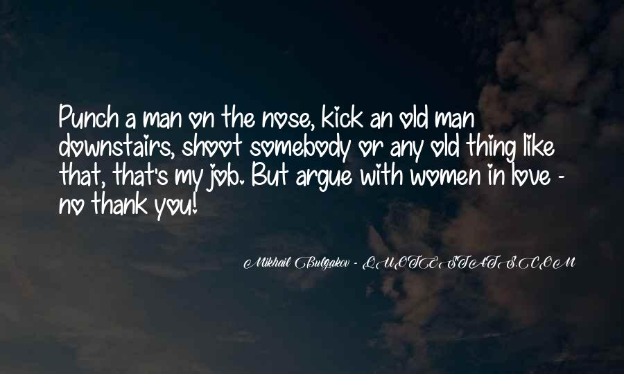 You My Man Quotes #90826