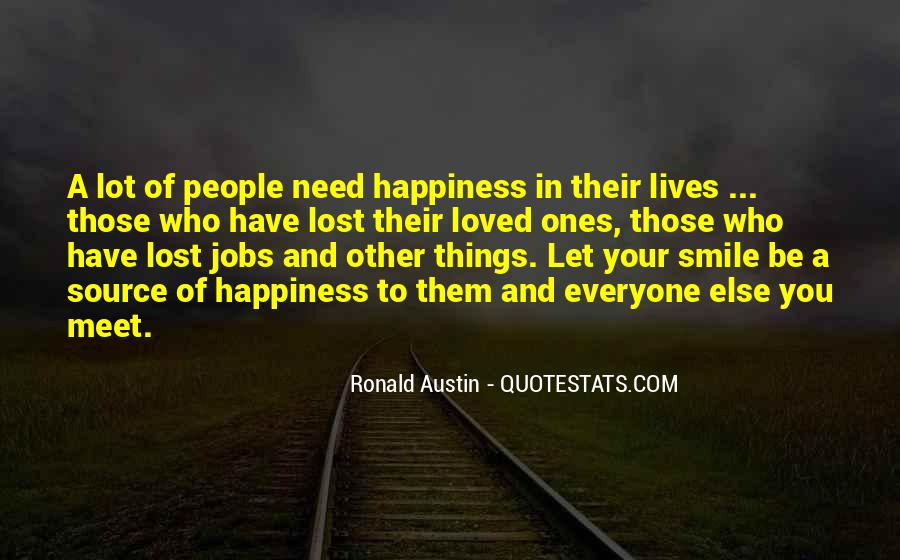 You Need To Smile Quotes #1121859