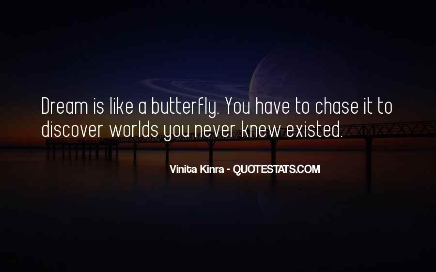 You Never Knew Quotes #261355