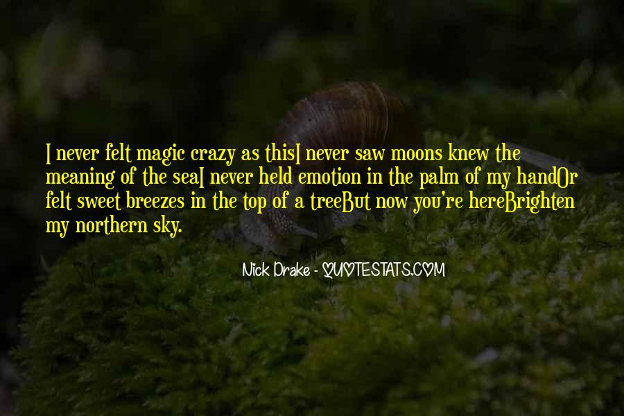 You Never Knew Quotes #294584