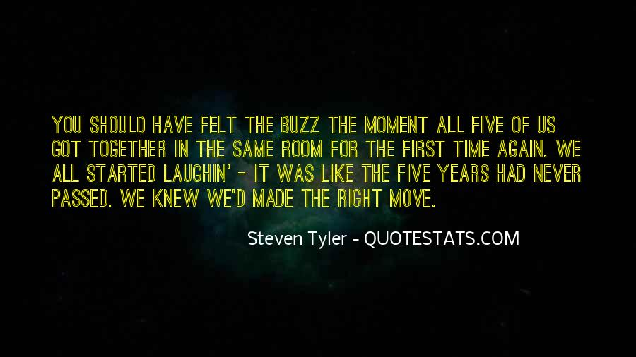 You Never Knew Quotes #31184
