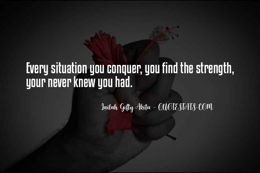 You Never Knew Quotes #399