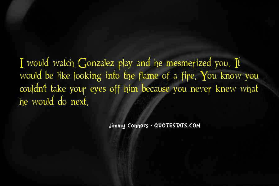 You Never Knew Quotes #50424