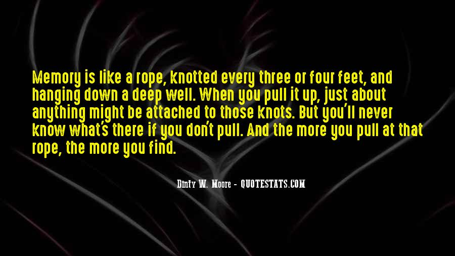 You Never There Quotes #20419