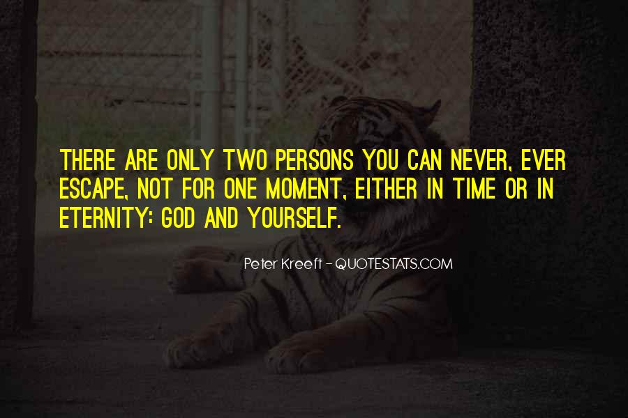 You Never There Quotes #30257