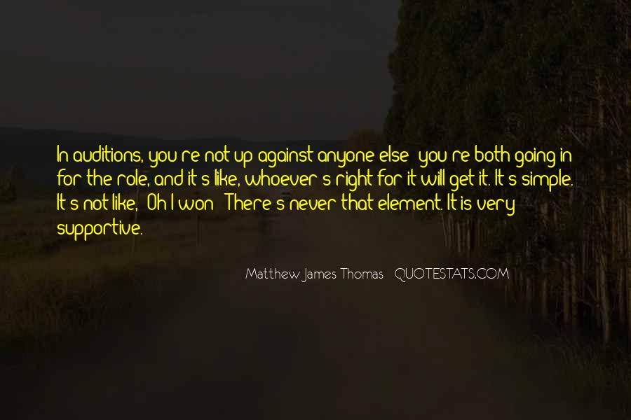 You Never There Quotes #40275
