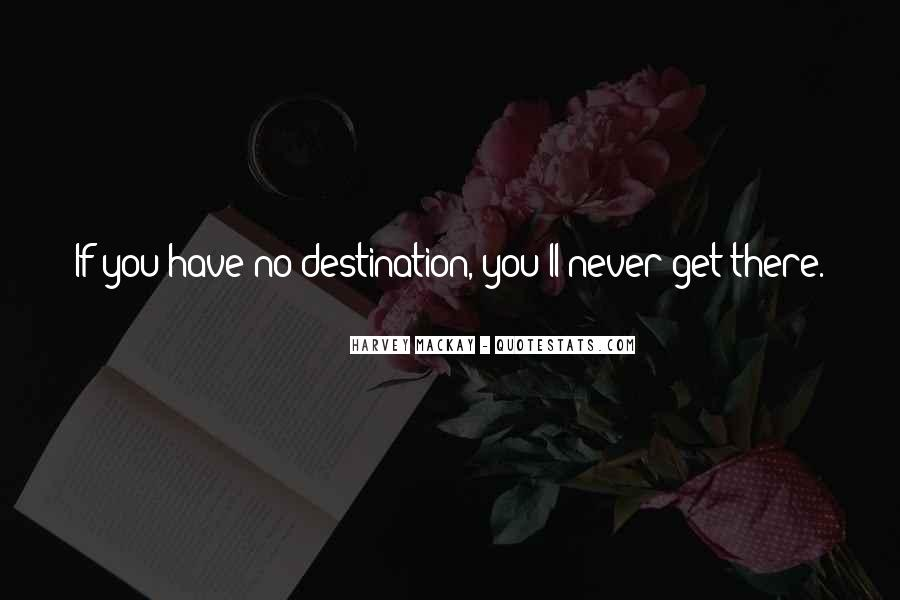 You Never There Quotes #48548