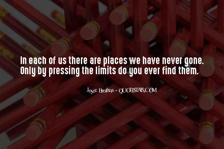 You Never There Quotes #56930