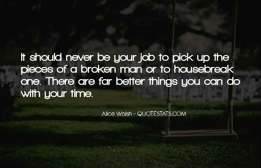 You Never There Quotes #58862