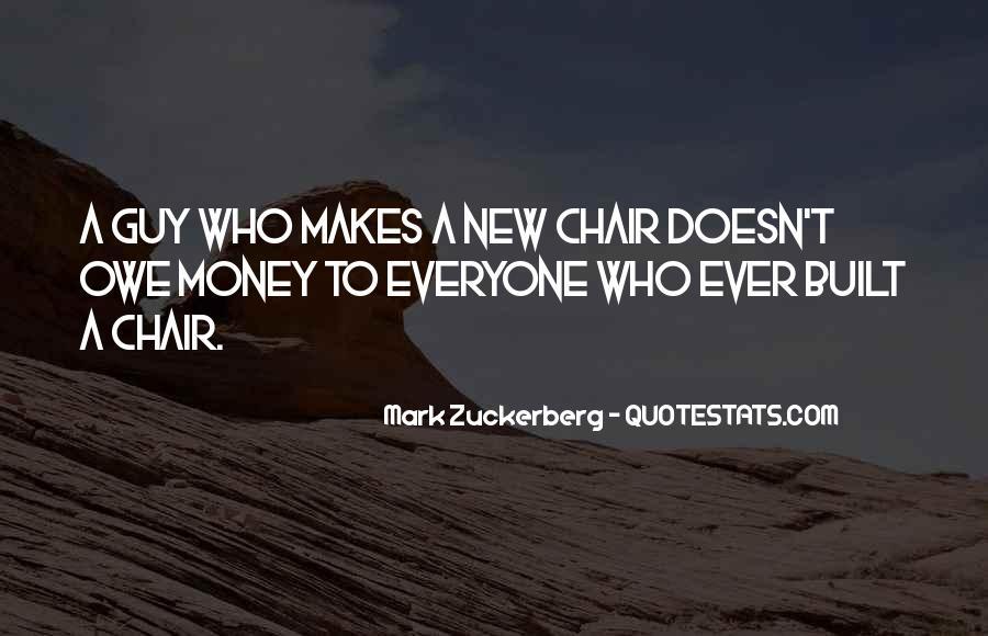 You Owe Me Money Quotes #425692
