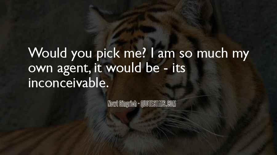 You Own Me Quotes #106392