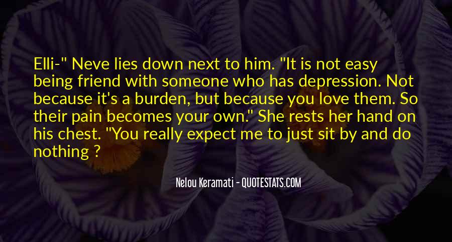 You Own Me Quotes #125853