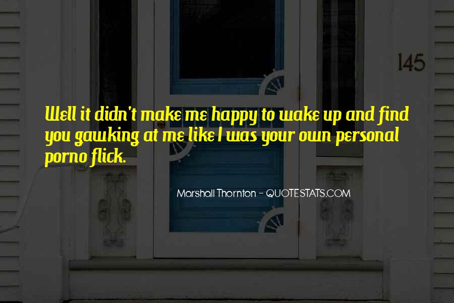 You Own Me Quotes #130981