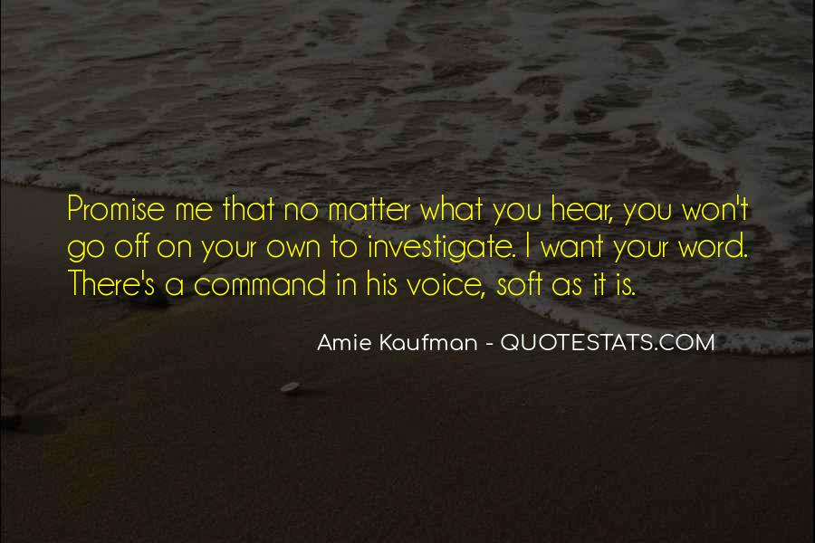 You Own Me Quotes #151163