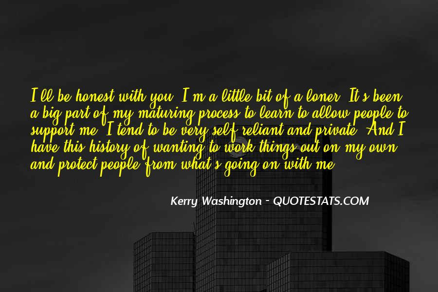 You Own Me Quotes #32455