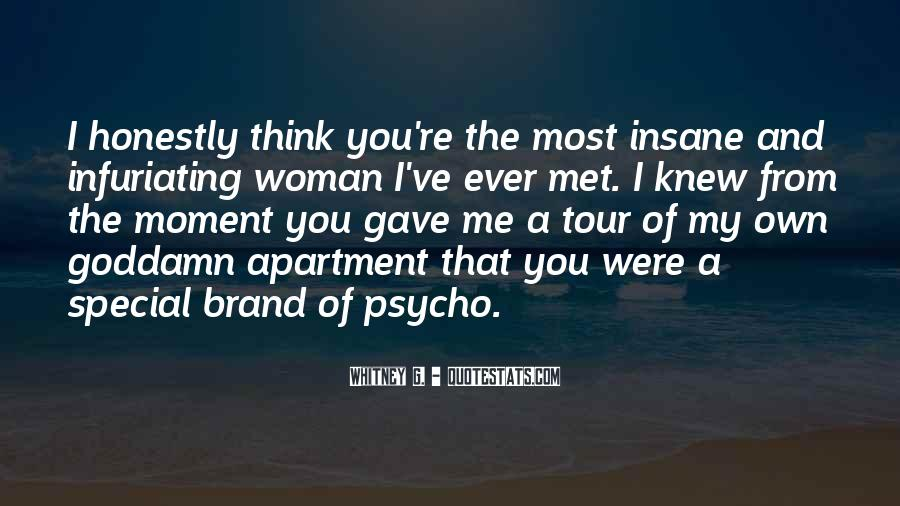 You Own Me Quotes #42366