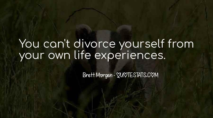 You Own Your Life Quotes #111440