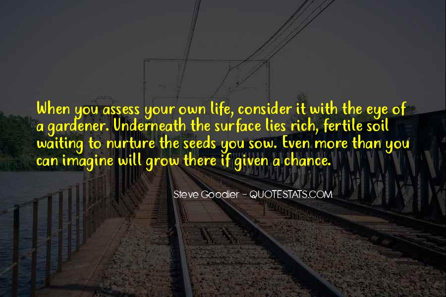 You Own Your Life Quotes #49149