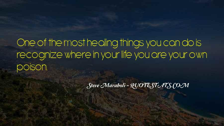 You Own Your Life Quotes #52165