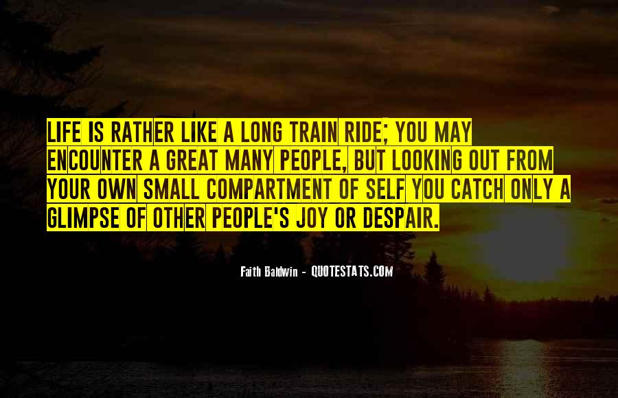 You Own Your Life Quotes #63177