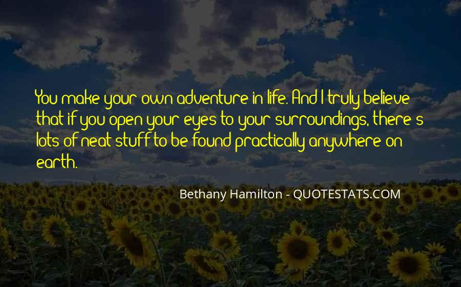 You Own Your Life Quotes #91477