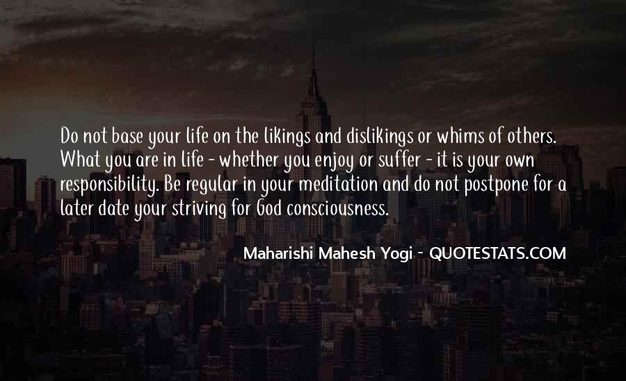 You Own Your Life Quotes #92914