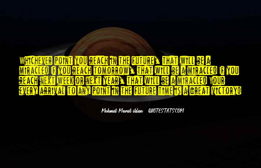 You Reach A Point Quotes #1606731