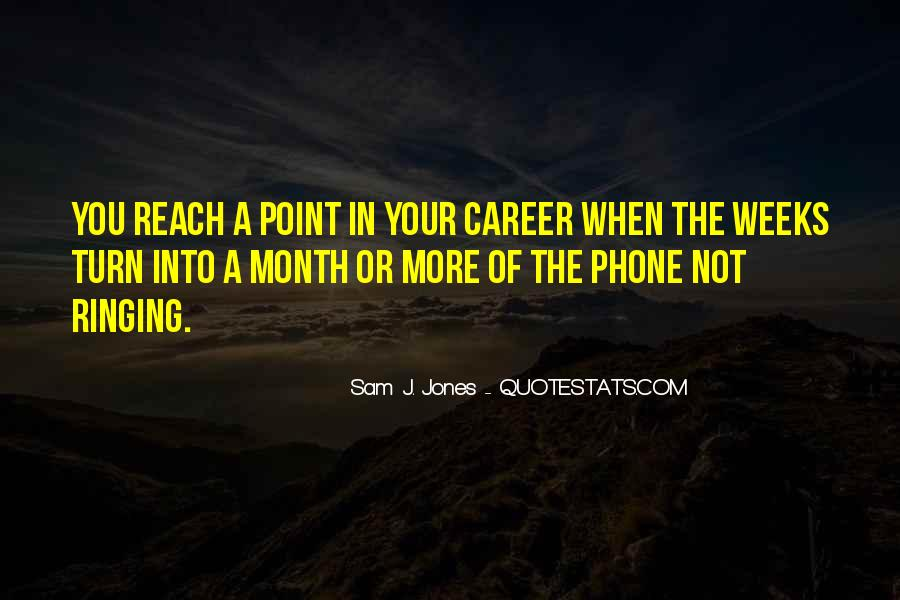 You Reach A Point Quotes #1801075