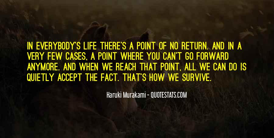 You Reach A Point Quotes #904177