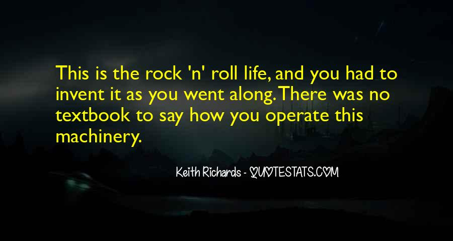 You Rock My Life Quotes #170421