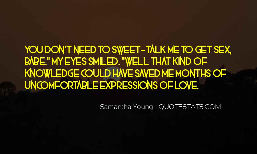 You Saved Me Love Quotes #404422