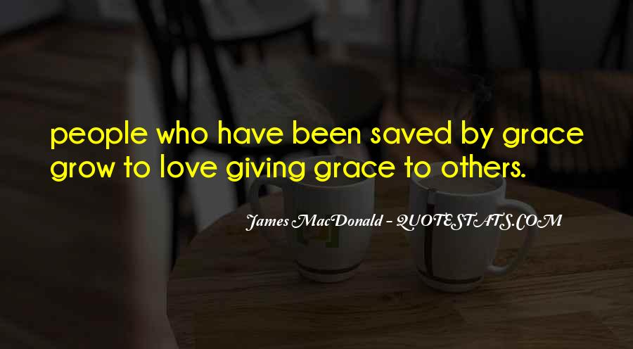 You Saved Me Love Quotes #565908