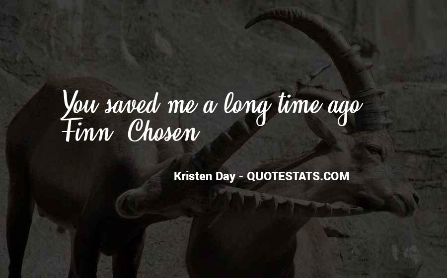 You Saved Me Love Quotes #695769