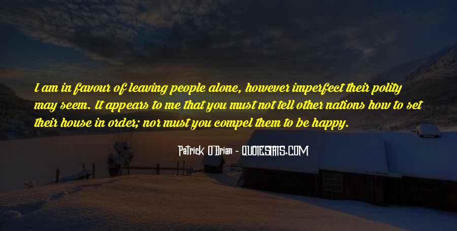 You Seem Happy Quotes #1178909