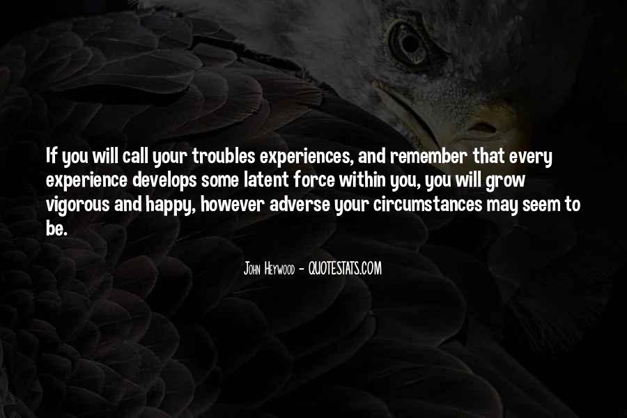 You Seem Happy Quotes #972664