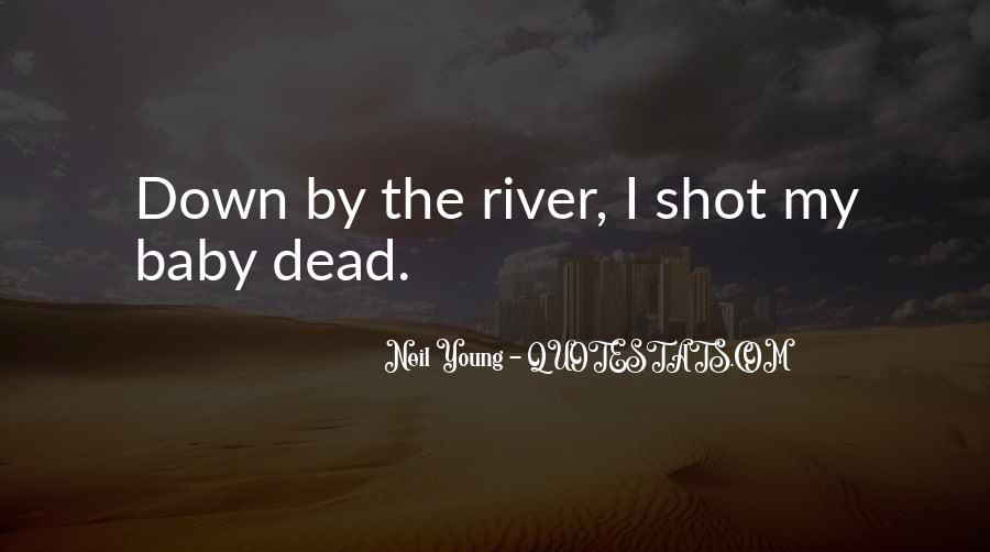 You Shot Me Down Quotes #164068