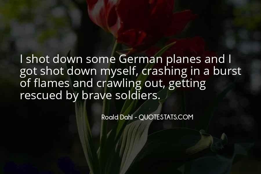 You Shot Me Down Quotes #286900