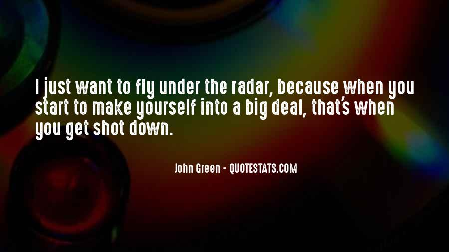 You Shot Me Down Quotes #339760