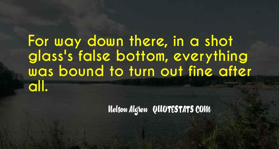 You Shot Me Down Quotes #36223