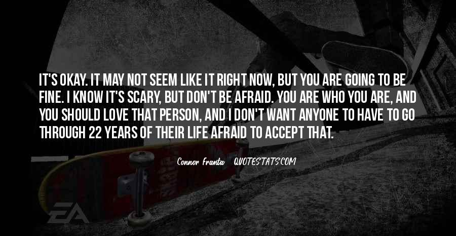 You Should Know I Love You Quotes #1263310