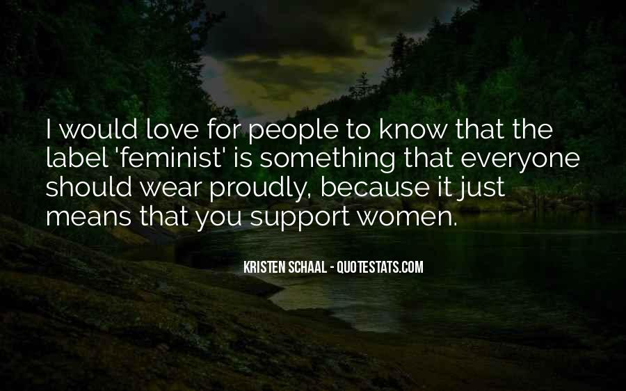 You Should Know I Love You Quotes #1620670