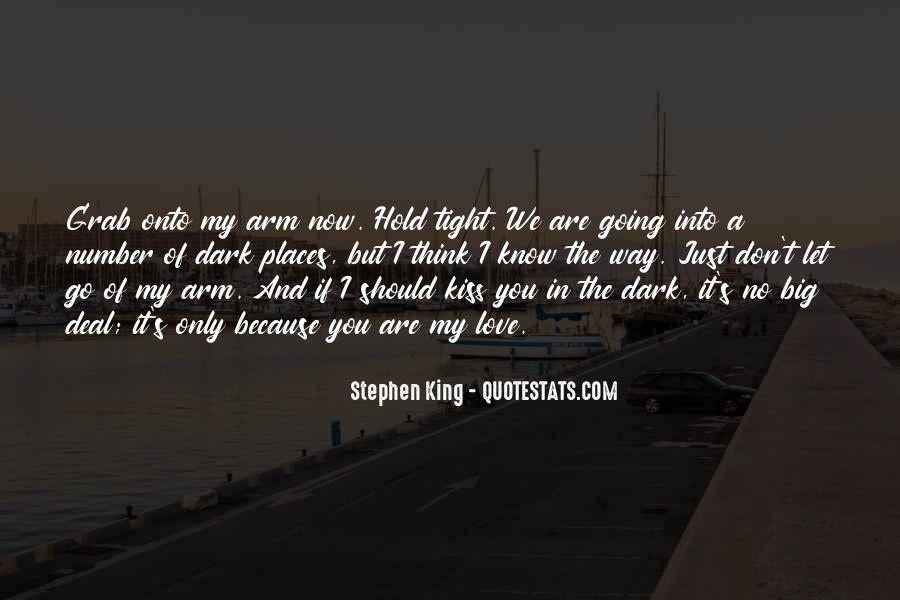 You Should Know I Love You Quotes #1710024