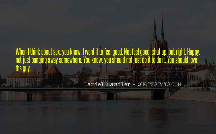 You Should Know I Love You Quotes #1712355